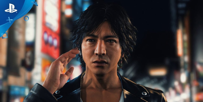 Videojuego Judgment para PS4